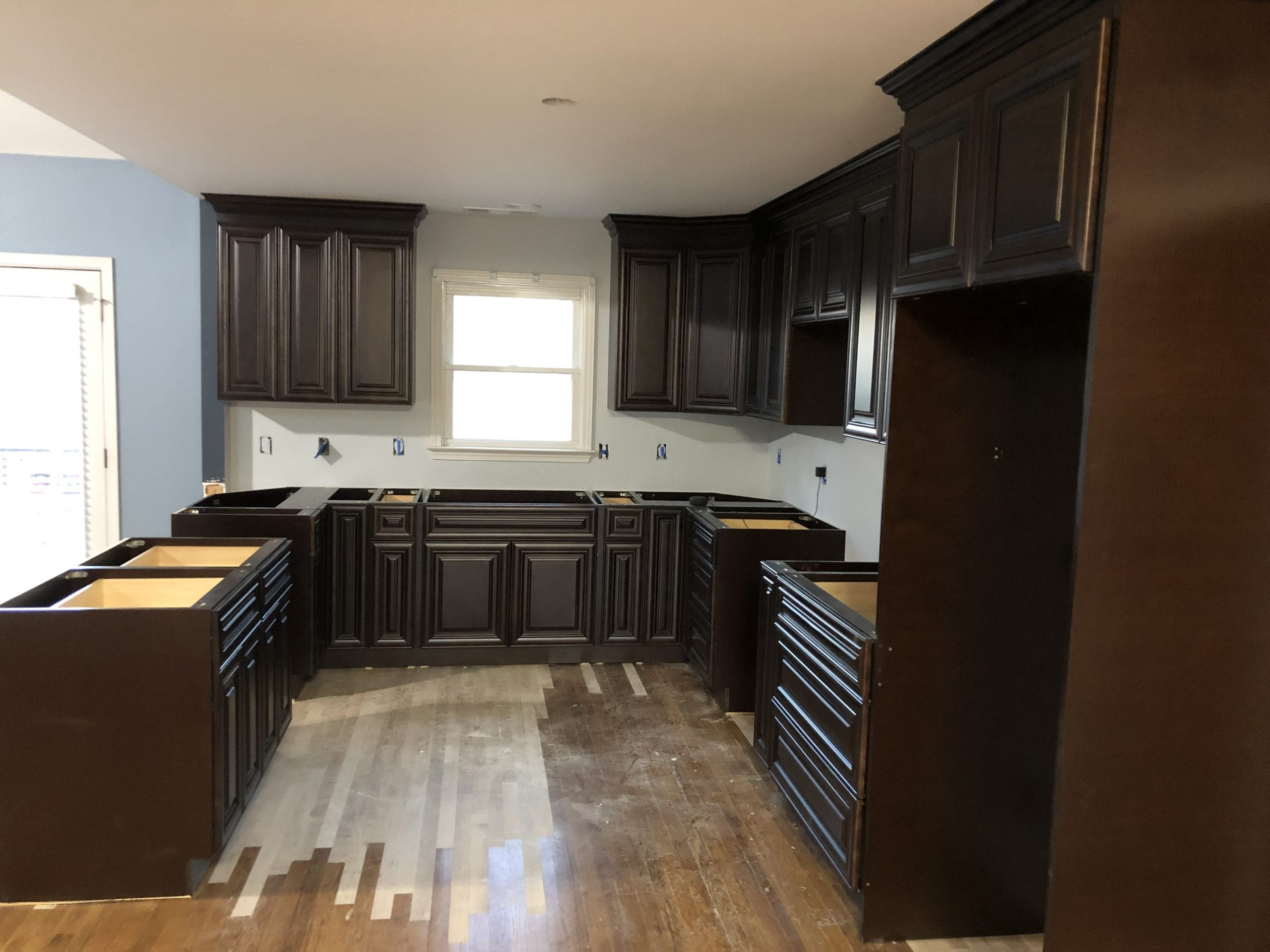 Kitchen Cabinets in Lawrenceville