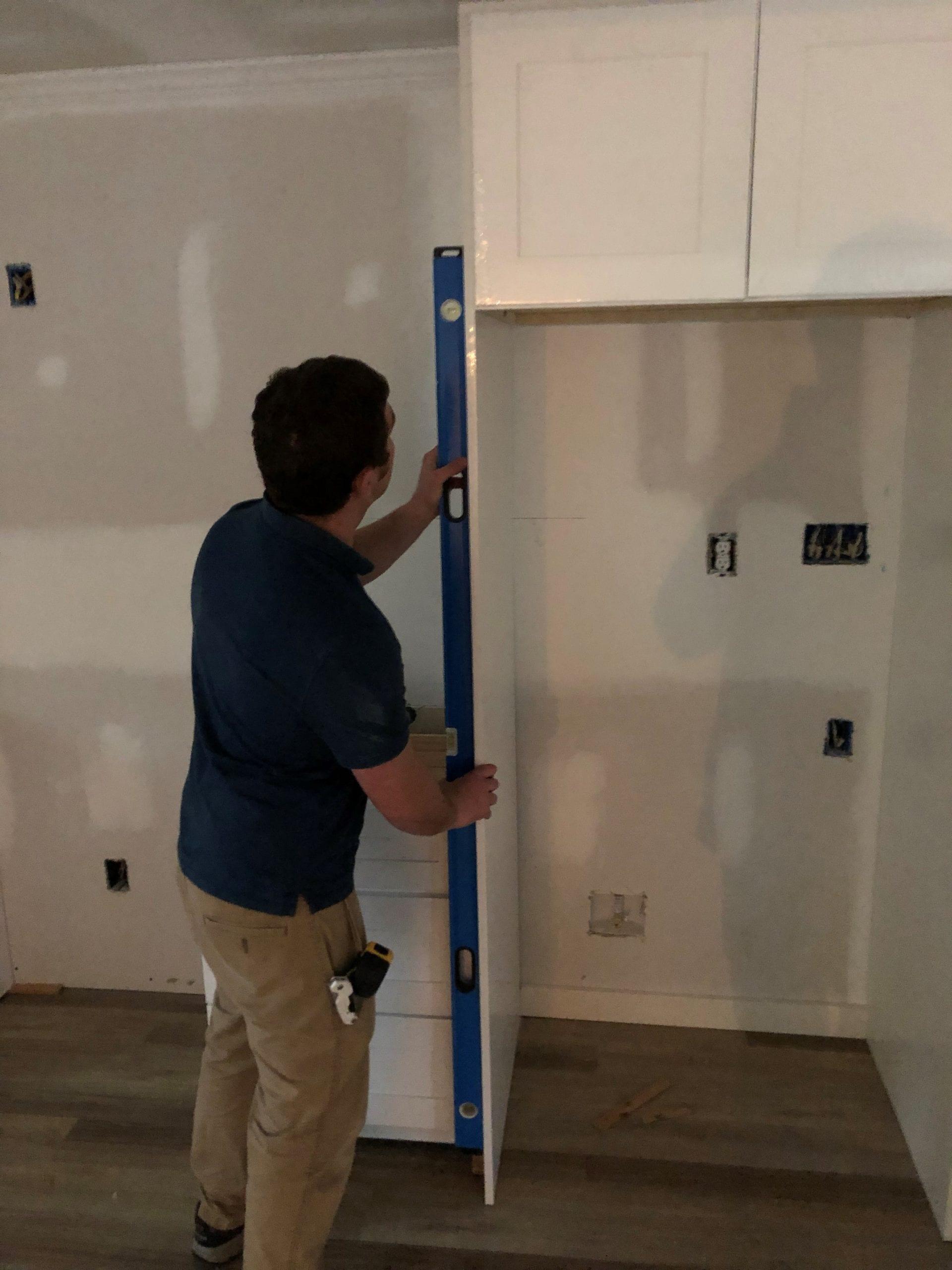 Cabinet Installation Cumming