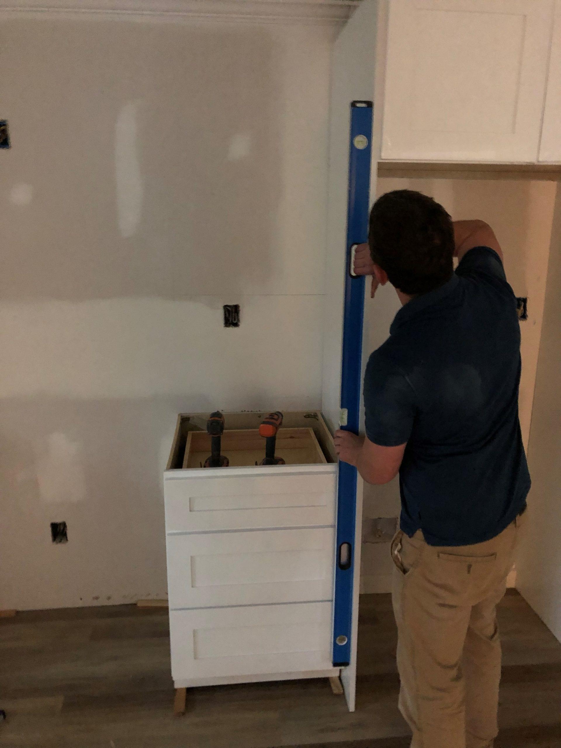 Cabinet Installation Alpharetta
