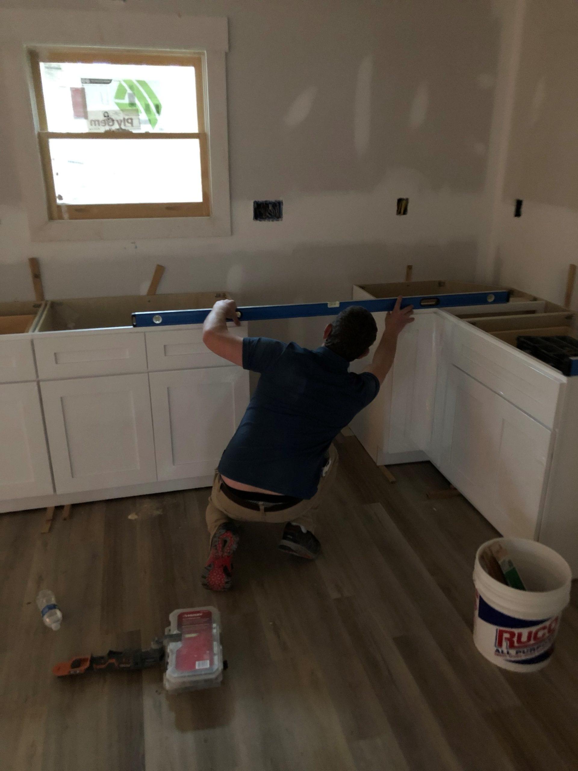 Cabinet Installation Duluth