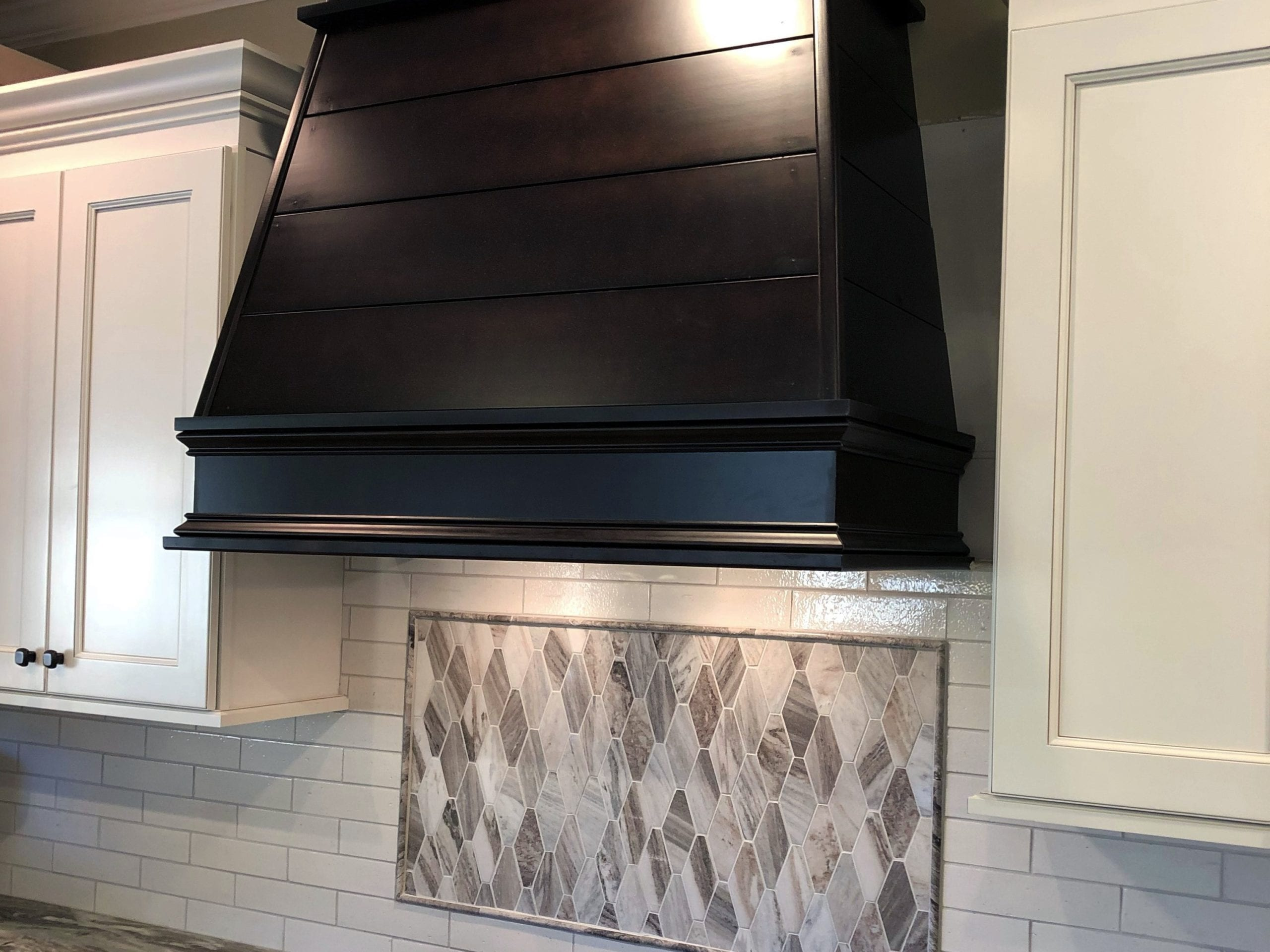 Custom Trim Stove Vent